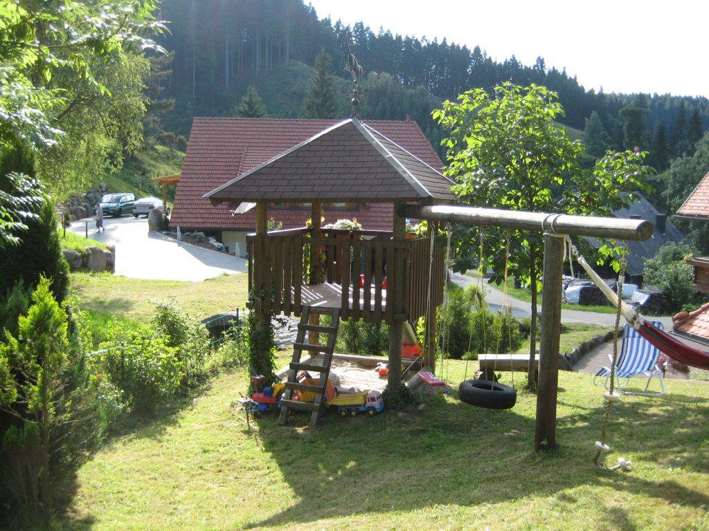 Garten Spielanlage